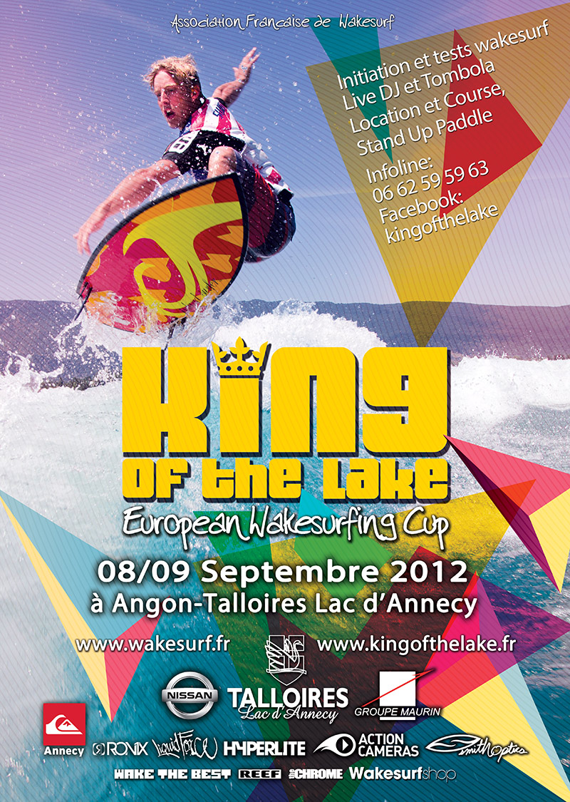 king of the lake 2012